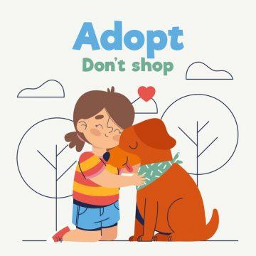 adopteren niet kopen